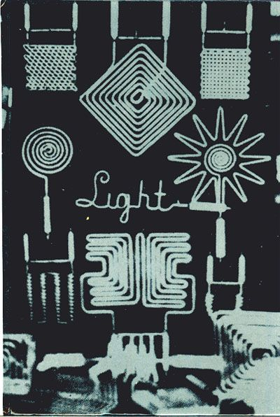 A portion of Nikola Tesla's revolutionary neon light display at the World's Columbian Exposition, 1893, Chicago