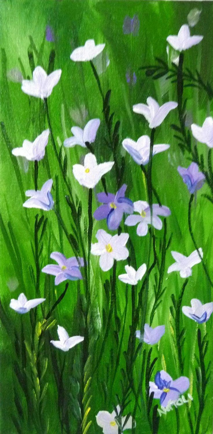 Nátali de Mello: Flores!