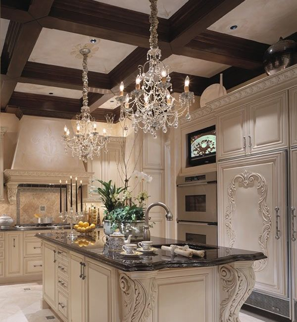 gorgeous kitchen by design by Beth Loren Whitlinger Interior