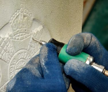 How to Engrave Patterns Using a Dremel