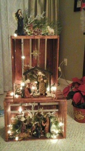 Best 25 Nativity Scenes Ideas On Pinterest Nativity