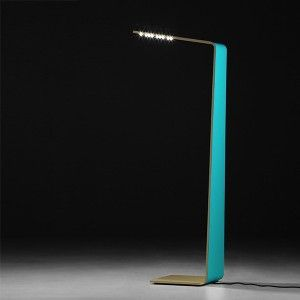 LED 2 standing lamp (choice of colours). Designed by Tunto. Available on http://www.darwinshome.com/en/lighting/755-led-2-standing-lamp-choice-of-colours.html