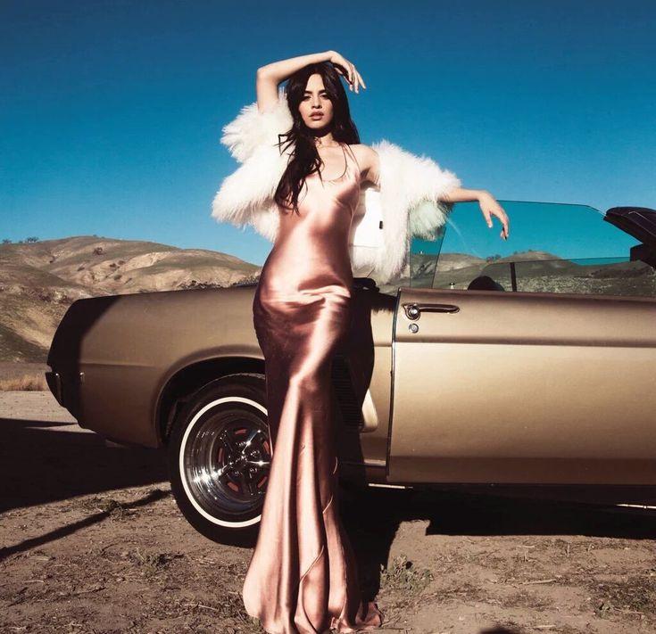 Camila for 727 photoshoot