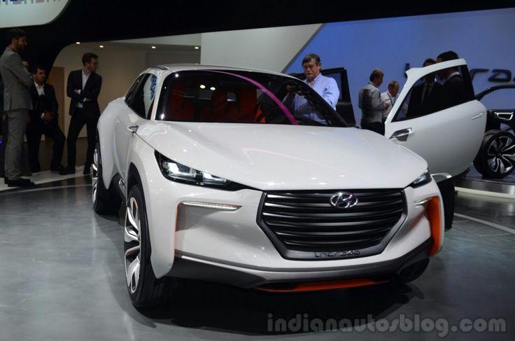 Recap - #Hyundai B-SUV (Intrado) to be unveiled in Korea this July
