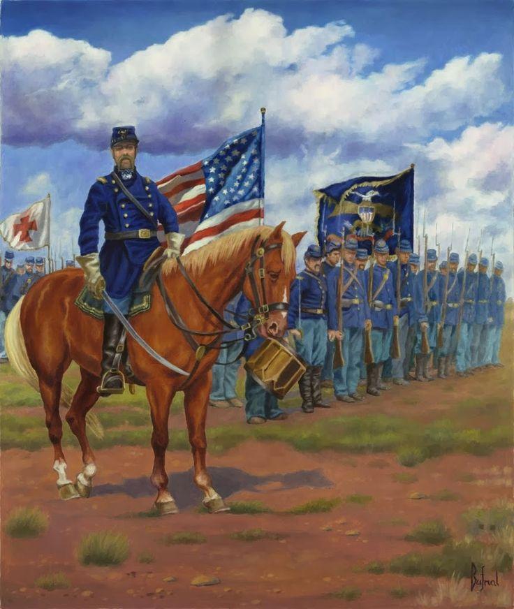 Colonel Joshua Chamberlain 1828-1914