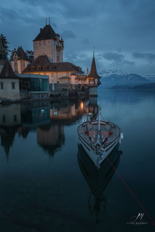Schloss Oberhofen by Joseph Maniquet Photo by Joseph-Maniquet on Fivehundredpx...  Schloss Oberhof. #Relax more with healing sounds: