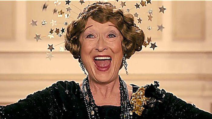 Meryl Streep joue la Castafiore aux côtés de Hugh Grant dans Florence Foster Jenkins