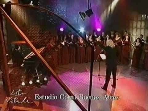 """""""Le Chant des Oiseaux"""" C. Janequin - """"Estudio Coral Buenos Aires"""" con Li..."""