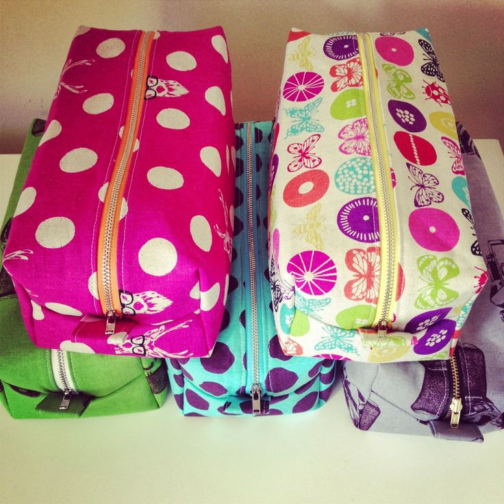 Boxy Bag Tutorial