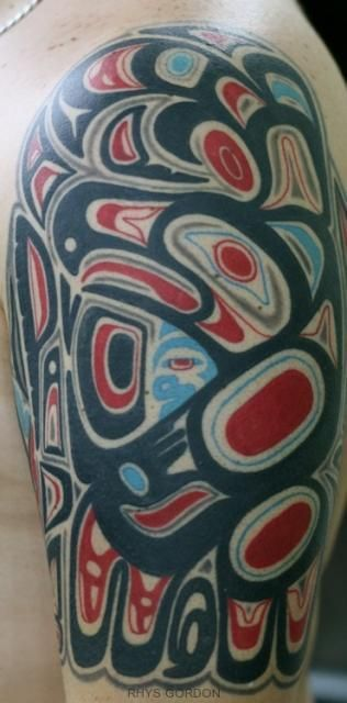 40 best images about haida tattoo on pinterest mom body west coast and feather design. Black Bedroom Furniture Sets. Home Design Ideas