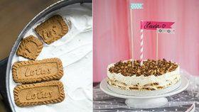 Karamelovo smetanový dort s pekanovými ořechy Foto: