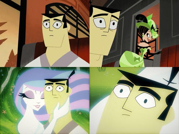 Jack and Women | Samurai Jack | Know Your Meme