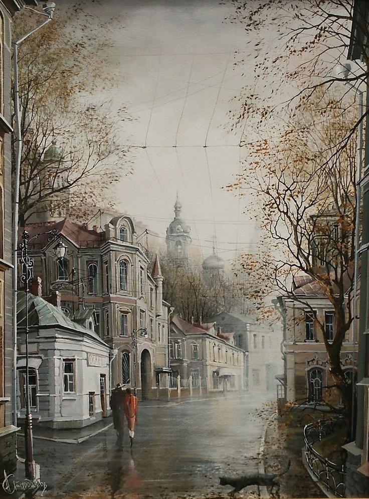 Alexandr Starodubov