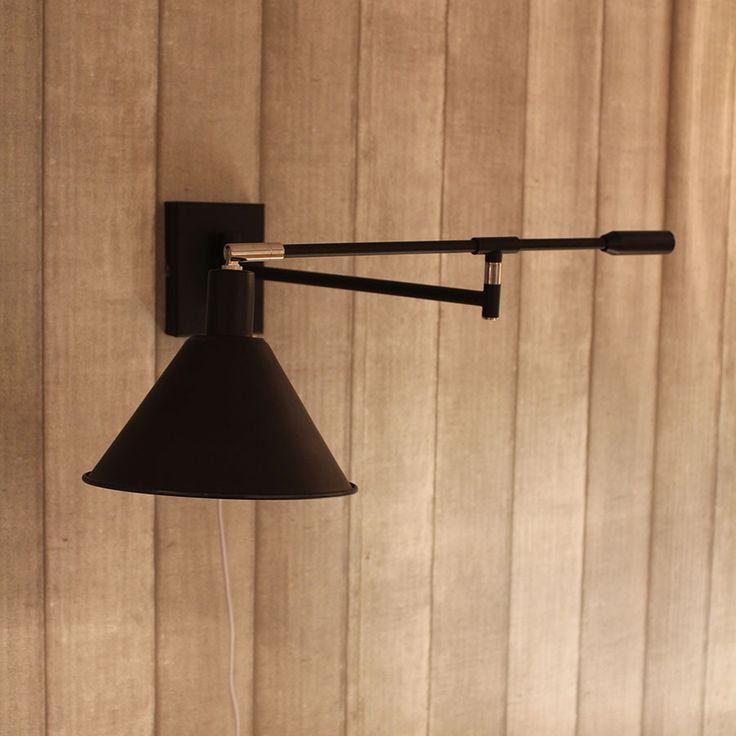 Tripoli Vegglampe - Dekorative vegglamper - Vegglamper - Innebelysning   Designbelysning.no