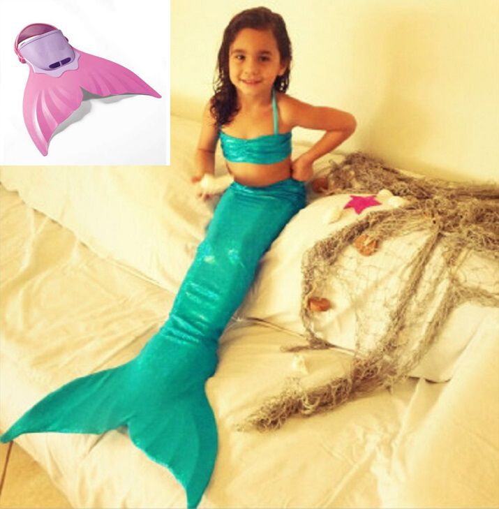 The Real Mermaid Movies Story Cheap Kids Swimmable Mermaid Tails Swimming Swimsuit Costume with Mermaid Monofin Sale for Parade♦️ B E S T Online Marketplace - SaleVenue ♦️👉🏿 http://www.salevenue.co.uk/products/the-real-mermaid-movies-story-cheap-kids-swimmable-mermaid-tails-swimming-swimsuit-costume-with-mermaid-monofin-sale-for-parade/ US $48.88