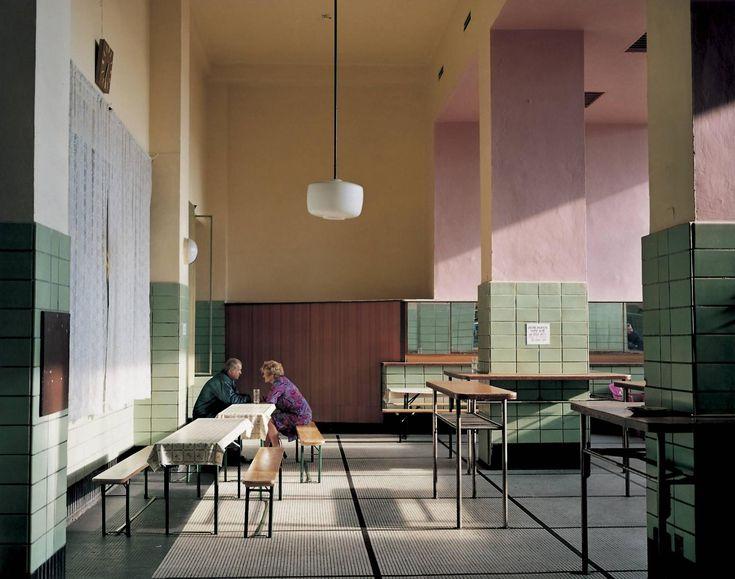 Matthew Monteith - Hlavni nadrazi Pardubice, 2002