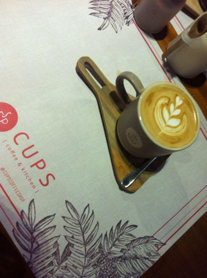 Cups, Bandung