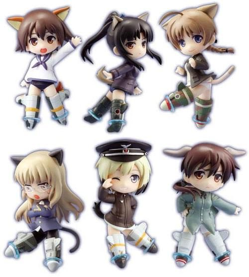 Strike Witches the Movie Toys works Collection 2.5 Deluxe Type-A Box Set $60.00 (This is a preorder item scheduled for release in January 2015) http://thingsfromjapan.net/strike-witches-movie-toys-works-collection-2-5-deluxe-type-box-set/ #strike witches figure #strike witches the movie toy works collection #anime figure