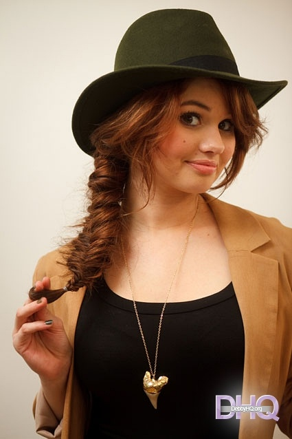 debby ryan. I love her hair
