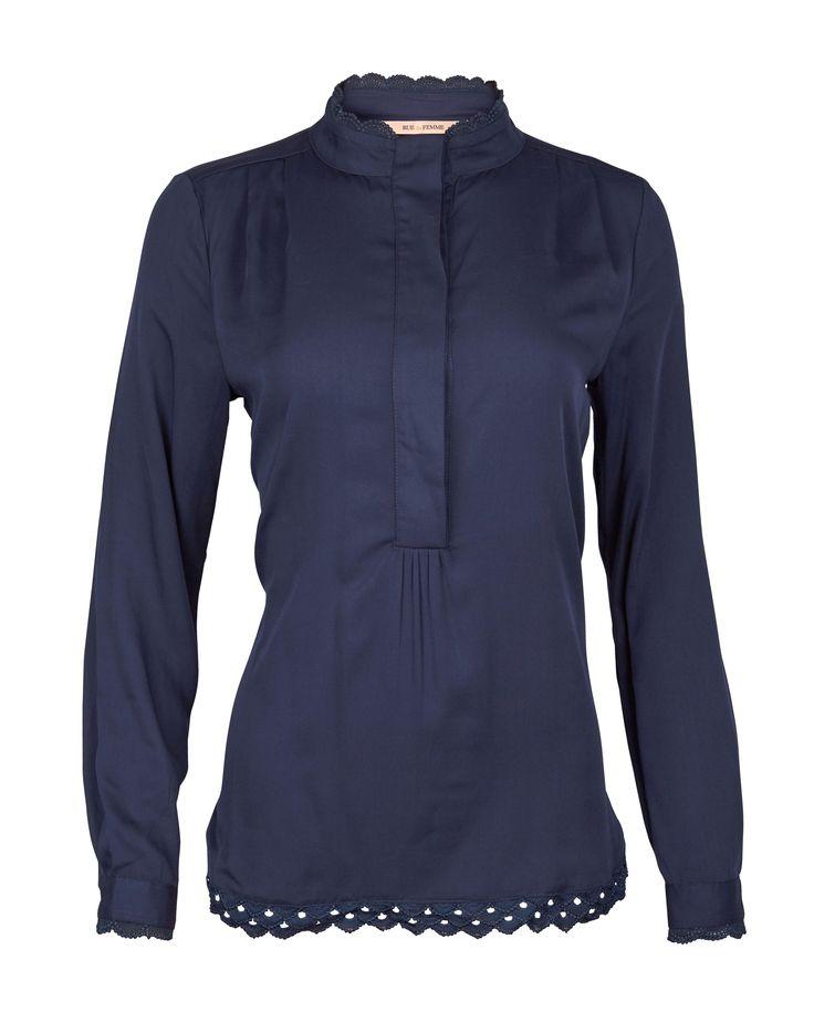 Ny feminin skjorte fra RUE de FEMME