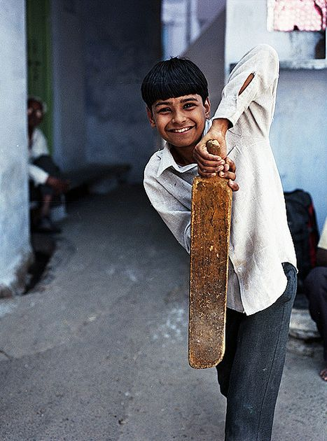 One day, I'll be the greatest batsman India will ever see.