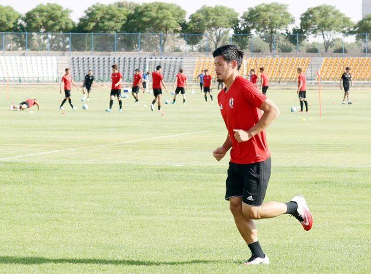 サッカー日本代表が11日、大事な13日のW杯アジア最終予選イラク戦(アウェー)に向け開催地イランの首都テヘランでの3日目の練習を、郊外のスタジアムで行った。冒… - 日刊スポーツ新聞社のニュースサイト、ニッカンスポーツ・コム(nikkansports.com)