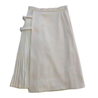 AULA AILA ラッププリーツスカート セレクトショップLevre
