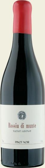 Rossiu di Munte Pinot Noir
