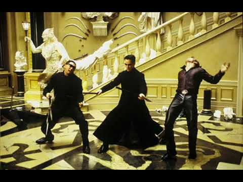Matrix Reloaded Soundtrack Chateau, just to get you in the gym mood