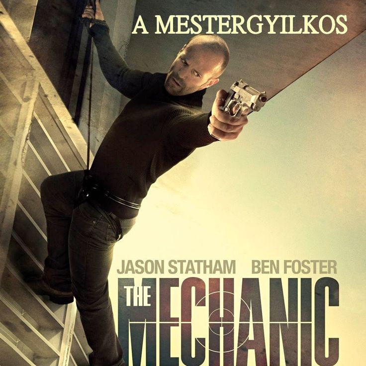 A mestergyilkos (The Mechanic) 2011 -  magyarul (teljes film)