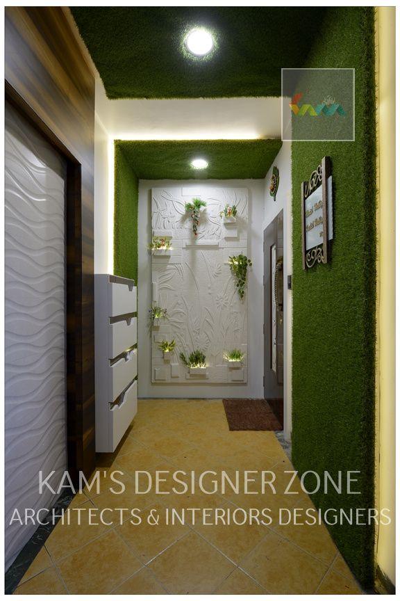 Interior Designer In Pimple Saudagar Lobby Interior Design