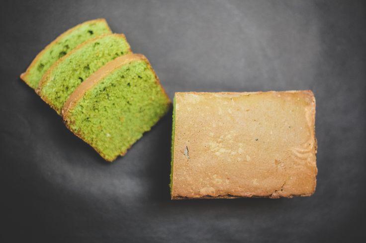 Panqué de té verde #pan #matcha #té #verde  #panadería #gourmet #artesanal #bread #green #tea #bakery #lapanoteca