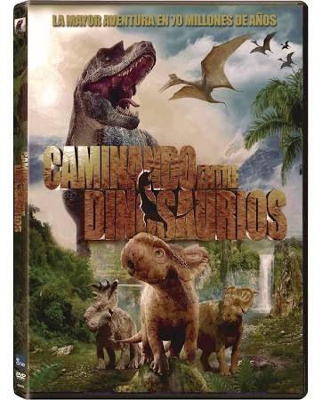 caminando entre Dinosaurios. la Pelicula (DVD)