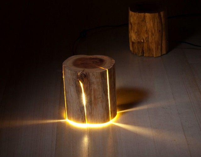 Pęknięte świetliście - lampy Duncana Meerdinga | Inspiruj się (dekoracje)