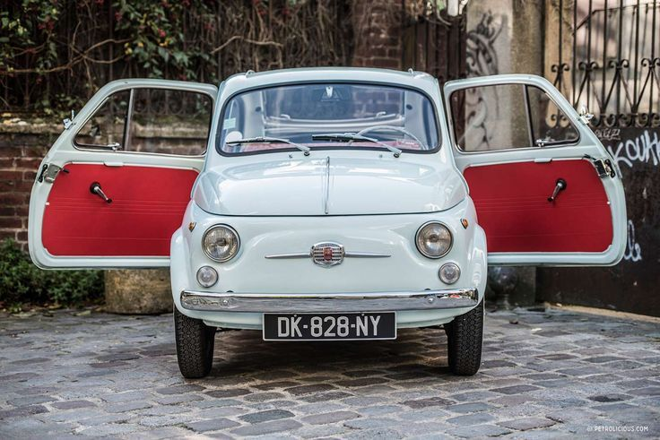 Cool Fiat 2017: Simplicity Led to the Fiat 500's Unintentional Charm - Petrolicious... Check more at http://24cars.top/2017/fiat-2017-simplicity-led-to-the-fiat-500s-unintentional-charm-petrolicious-3/