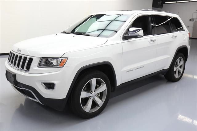 Awesome Amazing 2014 Jeep Grand Cherokee Limited Sport Utility 4