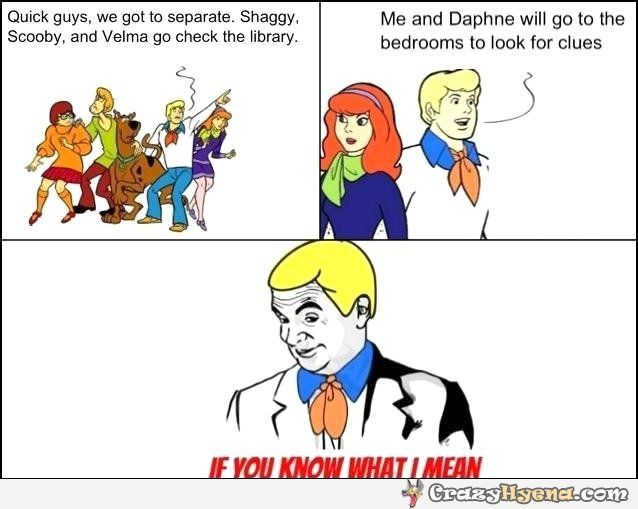 Scooby+doo+dirty+joke.+Me+and+Daphne+will+go+to+the ...