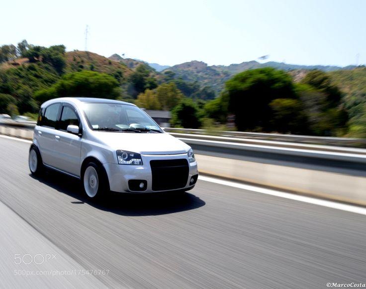 Fiat Panda 100HP by MarcoCosta8