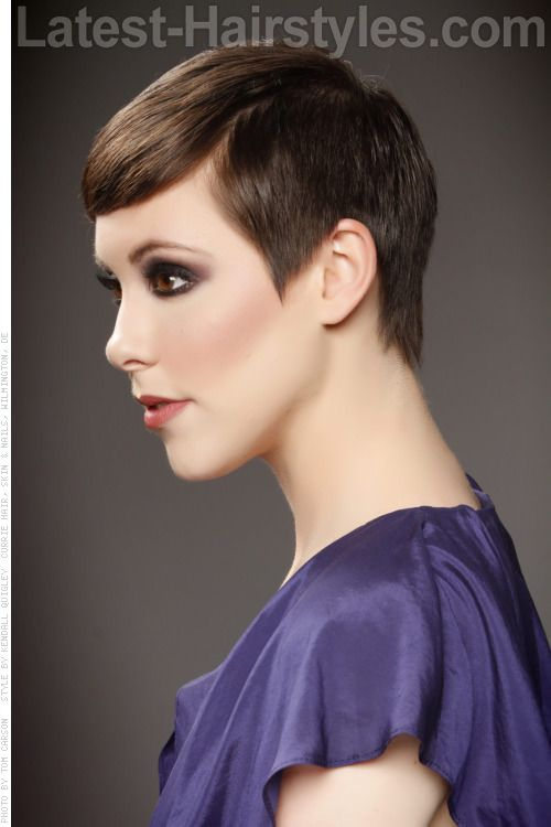 The Pixie Cut: 15 Awesome Looks That�ll Make You Want to Go Short