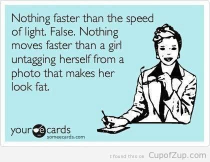 Nothing Moves Faster.