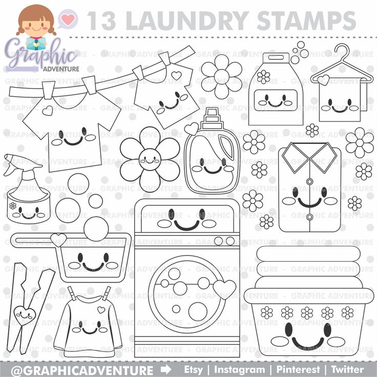 730 Best Crafting Digi Stamps Clip Art Images On
