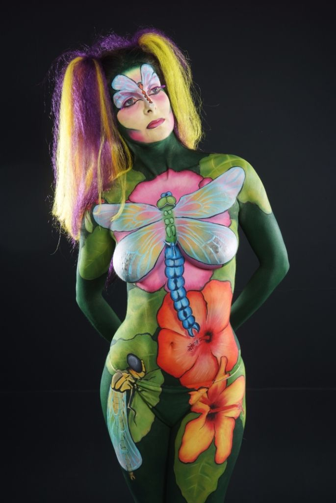 Best Body Art Images On Pinterest Abstract Artworks And - Unbelievably hyperrealistic body art by choo san