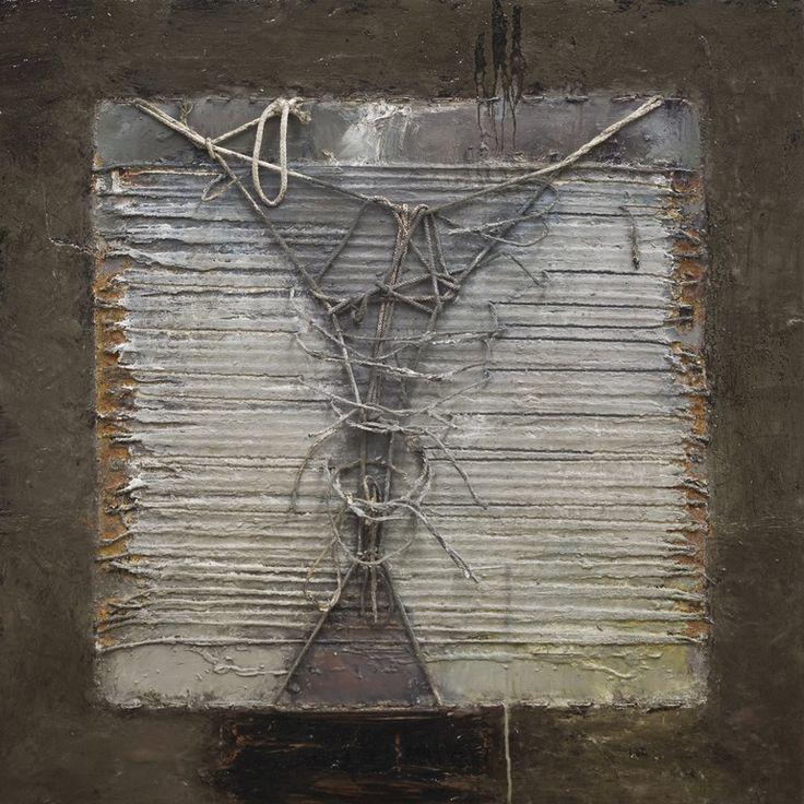 "Saatchi Online Artist: John McCaw; 2010, Mixed Media ""Entangled"""