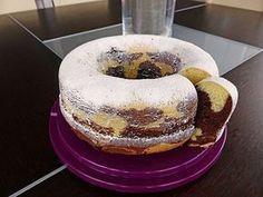 Marmorkuchen mit Schmand 1