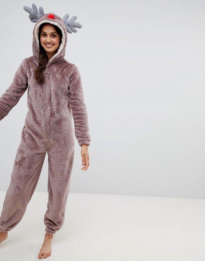 Loungeable Kids Fleece Chistmas Onesies or Robe