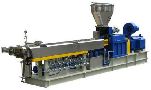 Extruder Machine are used in extrusion process