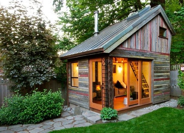 What's the Big Deal About Tiny Houses?   www.Facebook.com/SoulTinyHomes www.SoulTinyHomes.com http://www.PinkDrink.ROCKS