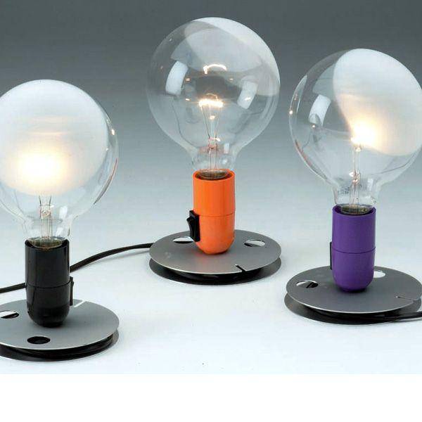 Flos - Lampadina Table Light by Achille Castiglioni