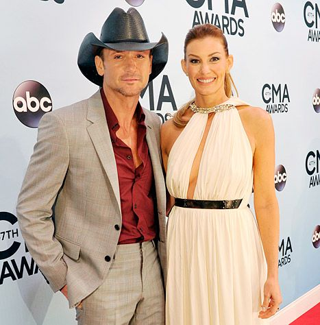 Faith Hill, Tim McGraw to Divorce? Country Couple Slams Rumors - Us Weekly