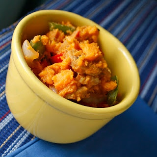chicken sweet potato burrito filling   delicious (mostly paleo) thing ...: http://pinterest.com/pin/200832464603285195/